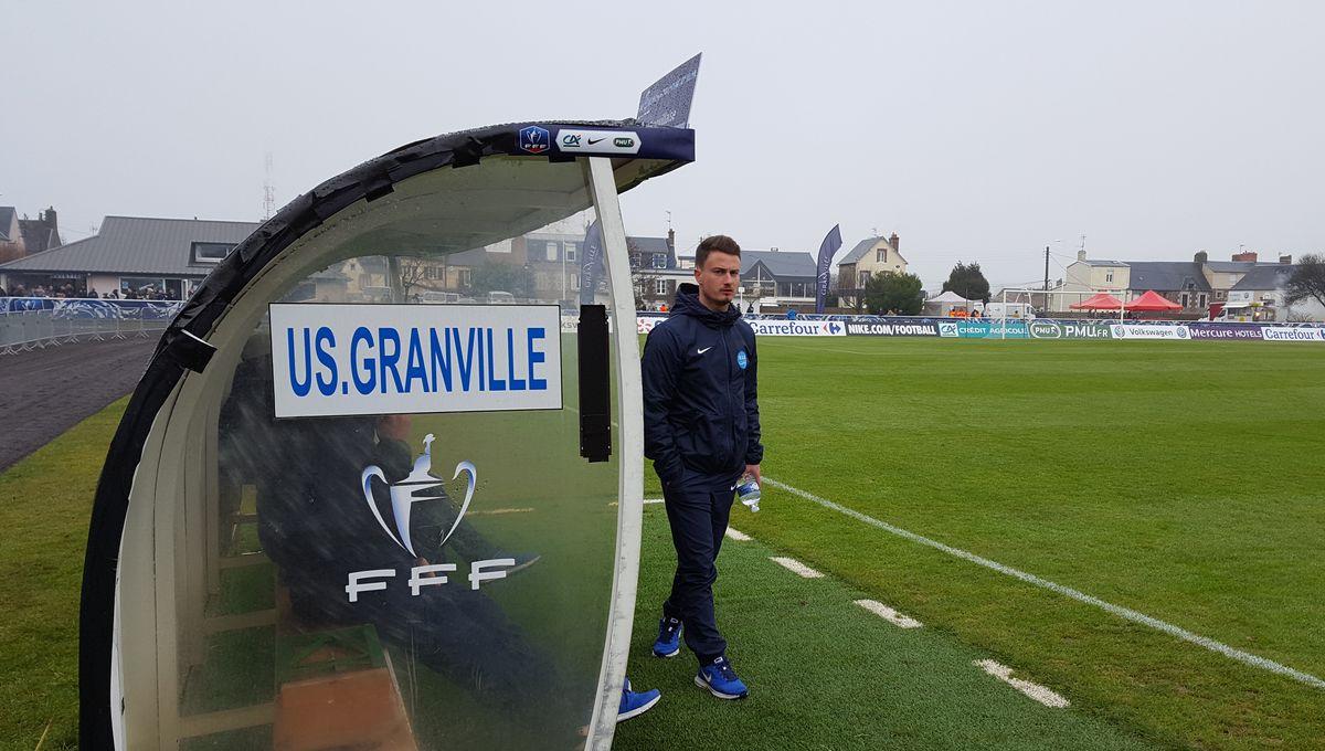 Coupe de France : Granville se déplacera en Bretagne