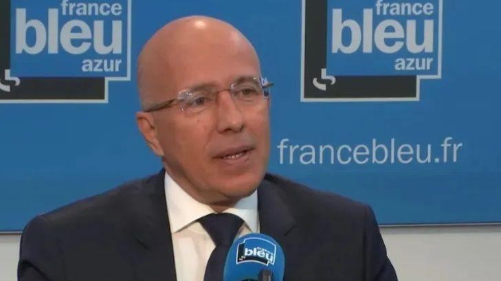 Eric Ciotti sera l'invité de France Bleu Azur Matin ce vendredi pour expliquer sa décision.