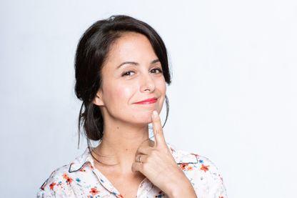 Anne-Sophie Bajon, dite La Bajon, comédienne et humoriste