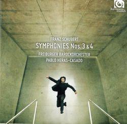 Symphonie n°3 en Ré Maj D 200 : Presto vivace