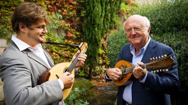 Les Caprices pour mandoline de Vladimir Cosma