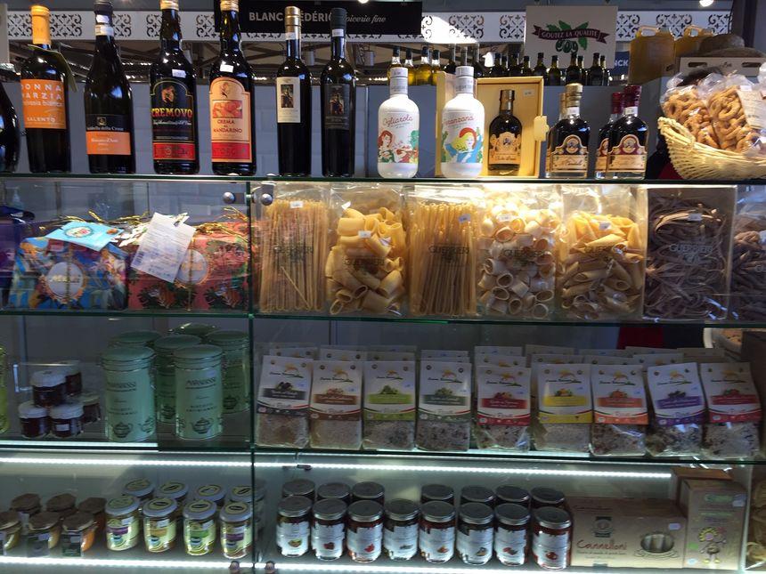 L'Italie au coeur des Halles Centrales et de quoi cuisiner comme de vrais italiens !