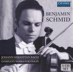Sonate n°3 en Ut Maj BWV 1005 : Fugue - BENJAMIN SCHMID