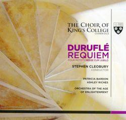 4 motets sur des thèmes grégoriens op 10 :  Ubi caritas et amor - pour choeur d'hommes a cappella - STEPHEN CLEOBURY