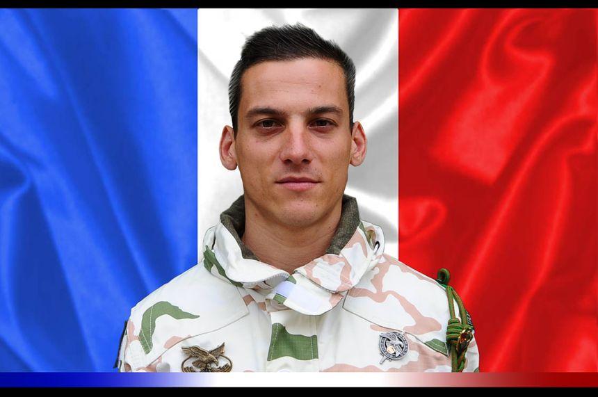 Maréchal des logis Valentin Duval, 4e Régiment de chasseurs de Gap