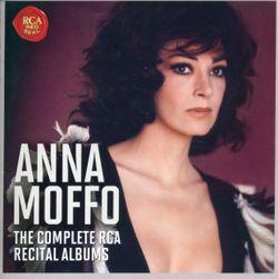 Orange blossoms : A kiss in the dark - ANNA MOFFO