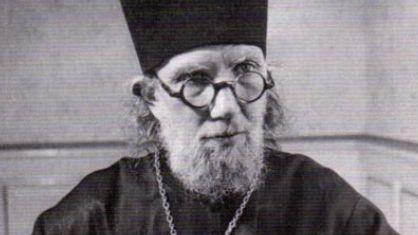 La vie et l'œuvre du Père Georges Florovsky