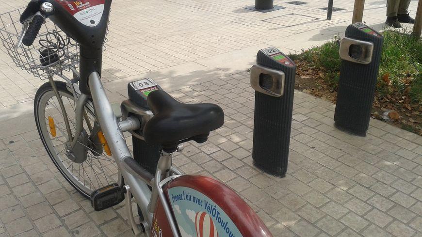 2600 VélÔ Toulouse sont en circulation