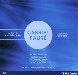 2 Mélodies op 1 : 1. Le papillon et la fleur - pour soprano et piano - HELENE GUILMETTE
