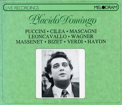 Tosca : E lucevan le stelle (acte III) air de Mario - PLACIDO DOMINGO