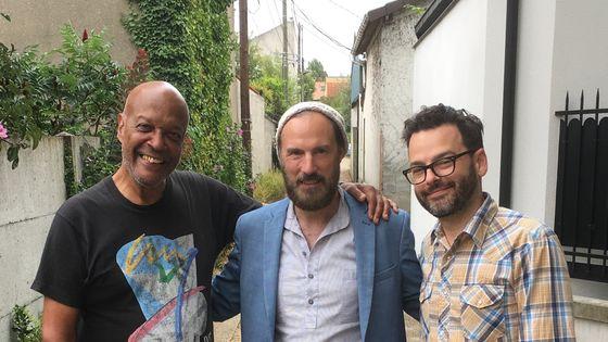 John Betsch, Nicolas Moreaux, Jeremy Udden