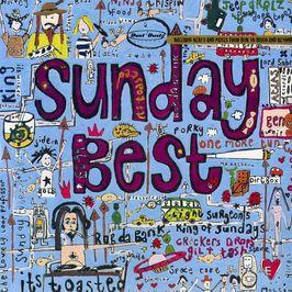 """Pochette de l'album """"Compilation / Sunday best"""" par Pressure Drop"""