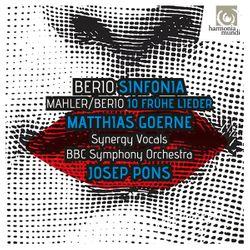 Um schlimme Kinder artig zu machen - pour baryton et orchestre - Matthias Goerne