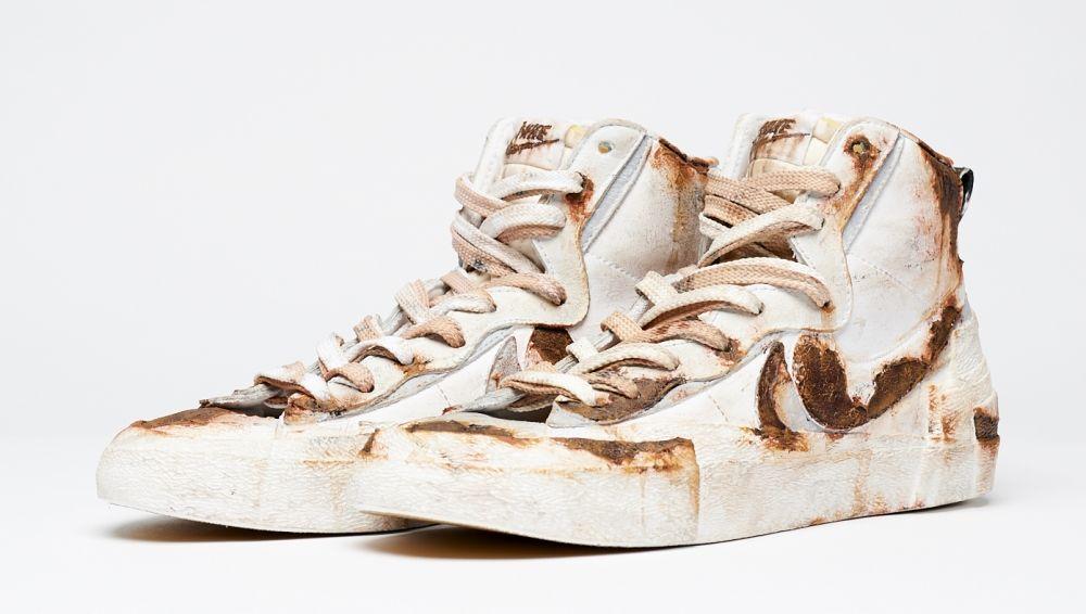 Nike : Principe Privé dévoile sa Blazer rouillée à 1000 dollars