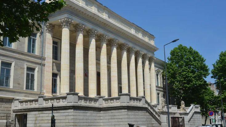 Le palais de justice de Saint-Étienne © Radio France - Yves Renaud
