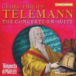 Concerto di camera pour flûte à bec 2 violons en sol min TWV 43 : G3 : 1. Allegro - GWYN ROBERTS
