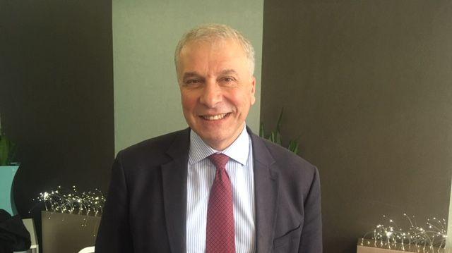 Michel Bissière conseiller régional et candidat aux municipales sur Avignon