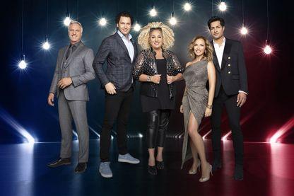 David Ginola anime l'émission, dont le jury est composé de Eric Antoine, Marianne James, Hélène Ségara et Sugar Sammy.