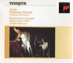 Psaume 100 : Jauchzet dem Herren alle Welt SWV 47 - pour solistes choeur et orchestre - MIEKE VAN DER SLUIS