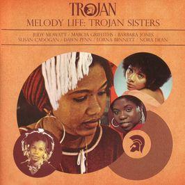 """Pochette de l'album """"Melody life : Trojan sisters"""" par Hortense Ellis"""