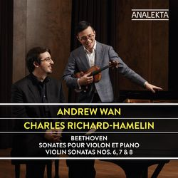 Sonate pour violon et piano n°7 en ut min op 30 n°2 : 4. Finale - ANDREW WAN