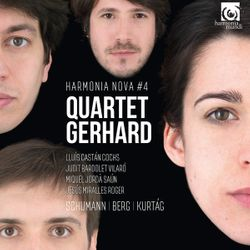 Quatuor à cordes n°3 en La Maj op 41 n°3 : 2. Assai agitato - QUATUOR GERHARD
