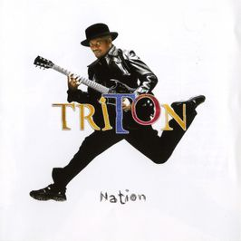"Pochette de l'album ""Nation"" par Triton"