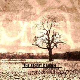 """Pochette de l'album """"The secret garden"""" par Mindpleasure And Friends"""
