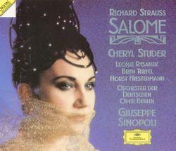 Salomé : Ah ich habe deinen Mund geküsst (Sc 4) Salomé et Hérode - HORST HIESTERMANN
