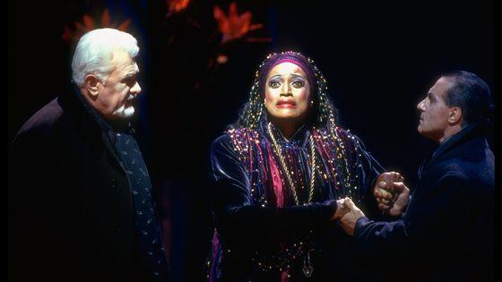 Jessye Norman sur la scène du Metropolitan Opera à New York - Classique info du 20 novembre