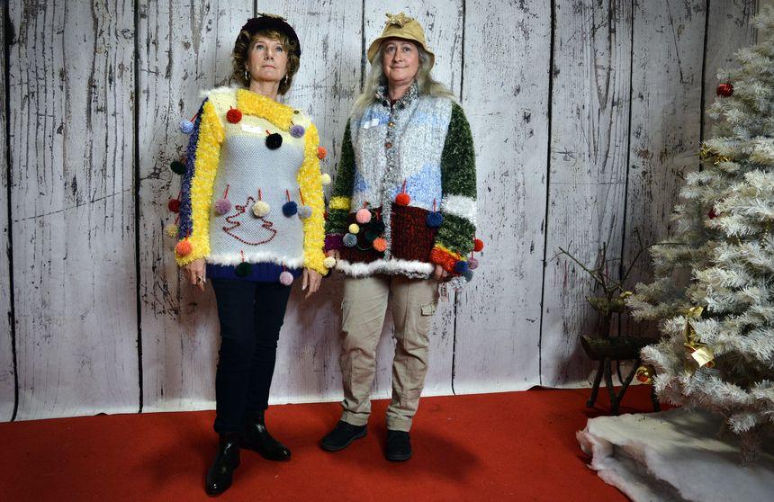 Les précédents championnats du monde du pull moche à Albi