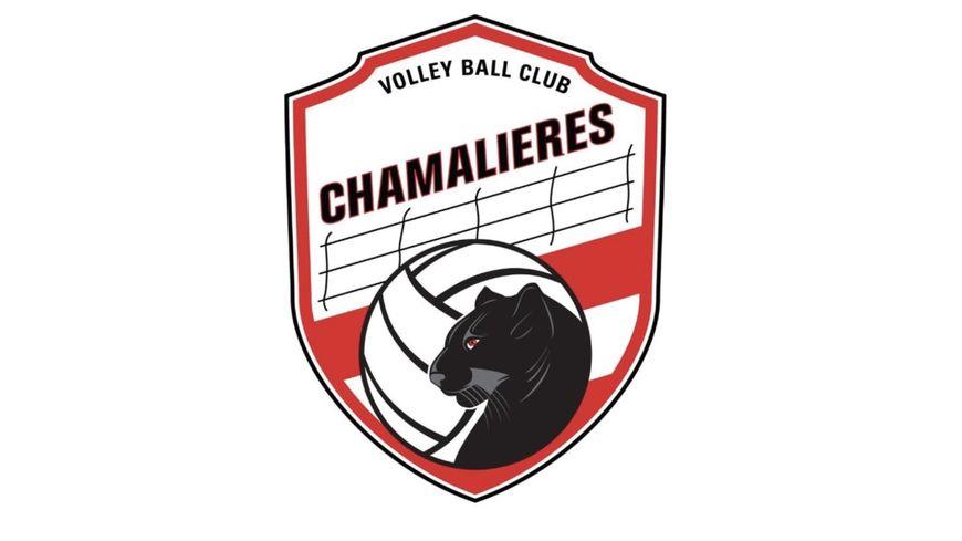 Volley Ball Club Chamalières - Logo du club - Site internet du VBCC