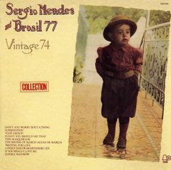 Double rainbow - SERGIO MENDES AND BRASIL 77