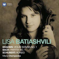 Sonate pour violon et piano n°1 en Sol Maj op 78 : 2. Adagio - LISA BATIASHVILI
