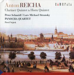 Quintette pour clarinette et quatuor à cordes en Si bémol Maj op 89 : Menuetto allegro - PETER SCHMIDL