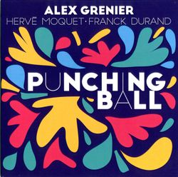Flower power - ALEX GRENIER TRIO