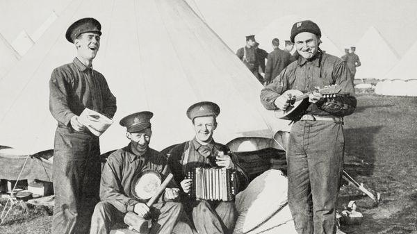 Musiques de la Grande Guerre