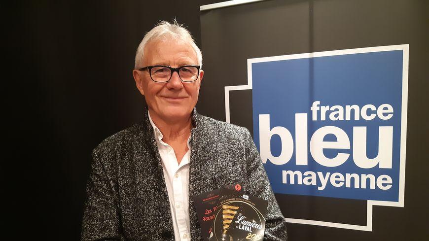 Jean-François Blot, directeur de l'office de tourisme de Laval Agglomération prend sa retraite.