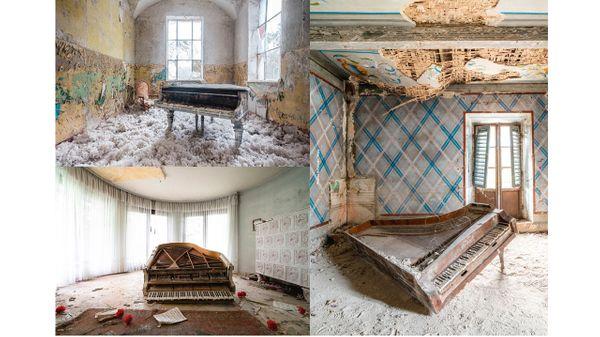 """Exposition photo """"Requiem pour un piano"""" samedi 7 décembre, Salle Gaveau"""