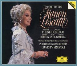 Manon Lescaut : Sola perduta abbandonata (Acte IV) Air de Manon - MIRELLA FRENI