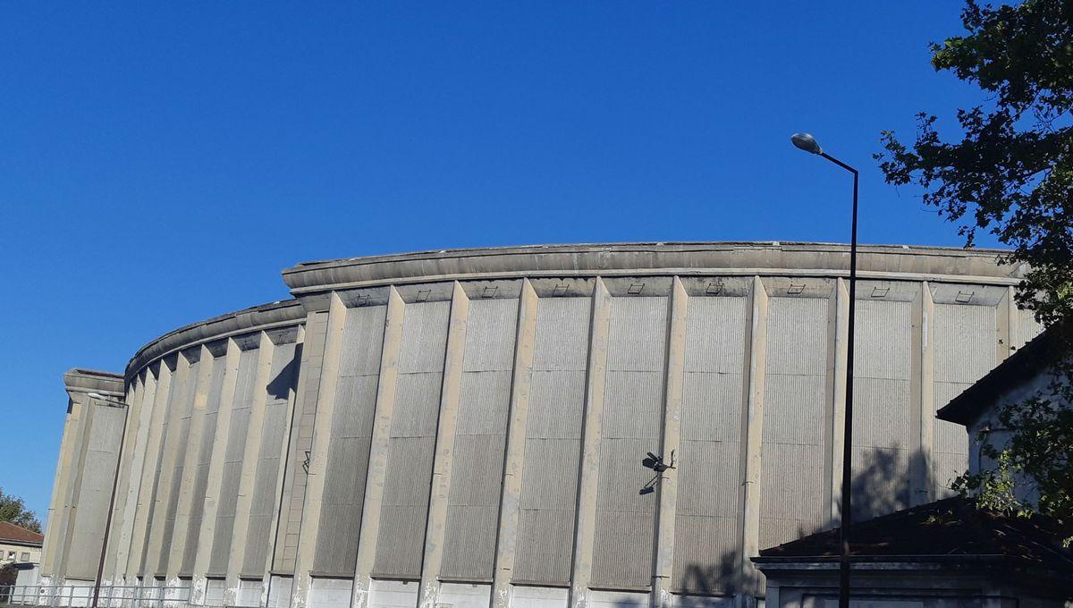 Le bâtiment classé des Rotondes à Avignon bientôt coquille vide ?