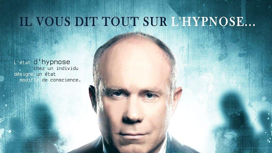 """Hervé Barbereau dans """"Hypnosis"""", les 20 & 21 d&écembre"""