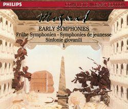 Symphonie n°1 en Mi bémol Maj K 16 : Allegro molto