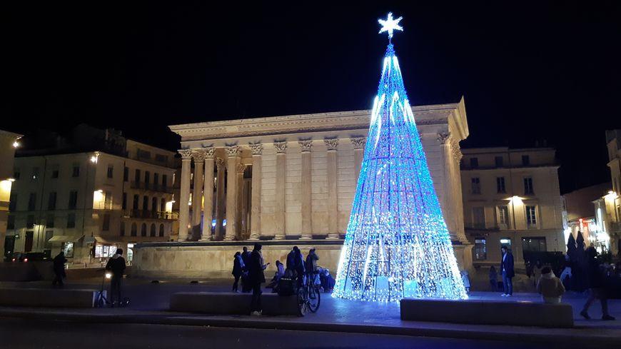 Noël polaire, c'est le thème retenu cette année à Nîmes