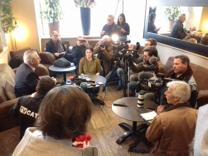 """Jean-Marc pujol estime être le """"mieux placé"""" pour battre le candidat RN Louis aliot en mars prochain"""