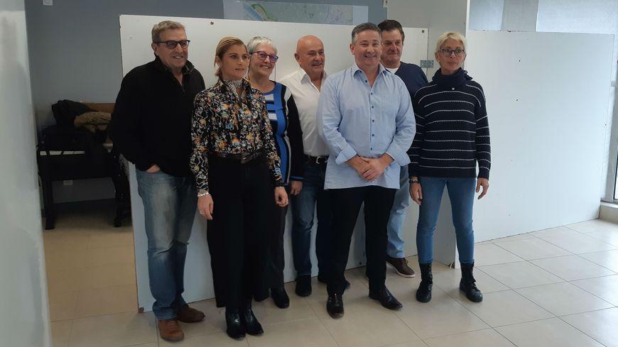 David Bellucci candidat à la mairie de Sorgues - France Bleu