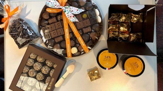 Les chocolats de Neuville