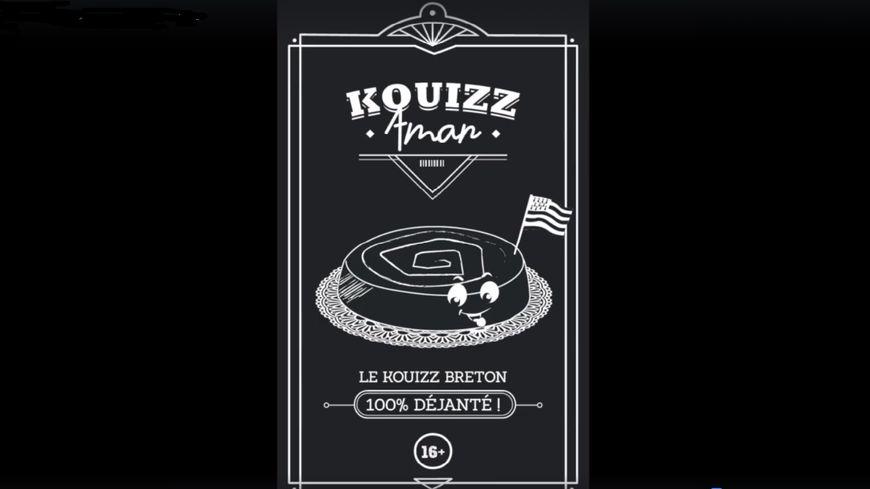 Kouizz aman, le jeu de cartes décalé sur la Bretagne