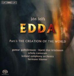 Edda : 1. La création du monde : Ifing les neuf mondes - GUNNAR GUDBJORNSSON