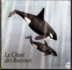Baleine franche boreale (baleine franche arctique) et phoques barbus/voix de belugas en fond : enregistrement dans l'ocean arctique (crier) - BRUITAGES